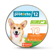 Protecto Ошейник для средних собак 2 шт.