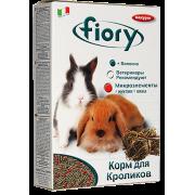 FIORY корм для кроликов и морских свинок Pellettato гранулированный 850 г...