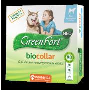 БиоОшейник GreenFort NEO для крупных собак, 75 см