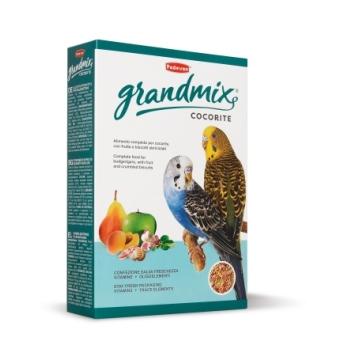 Корм Padovan Grand Mix Cocorite для волнистых попугаев основной