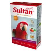 Корм Sultan Трапеза с овощами и экзотическими фруктами для крупных попугаев, 400...
