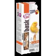 Дополнительная кормовая смесь LoLo Pets Smakers с перцем для канареек, 60 гр...