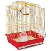 Клетка Triol YD 4002-G золото для птиц 35*28*46см
