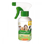 БиоСпрей GreenFort Neo от эктопаразитов для кошек, собак и кроликов, 200мл...