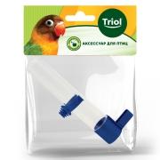 Поилка Triol BR-49P для птиц (75мл)