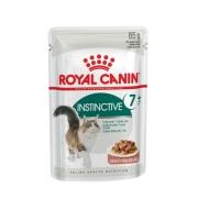 Влажный корм Royal Canin Instinctive для кошек (для взрослых от 7 до 12 лет) кус...