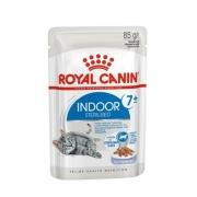 Влажный корм Indoor Sterilized 7+ years (в желе) для кошек 85гр...