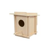 Игрушка для птиц RP Скворечник в клетку