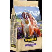 Сухой корм BROOKSFIELD Adult Dog Large Breed курица и рис для собак крупных поро...