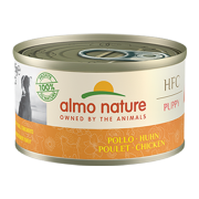 Консервы Almo Nature HFC Puppy Chicken с курицей для щенков...