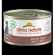 Консервы Almo Nature HFC Natural Beef с говядиной для собак...