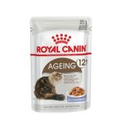 Влажный корм Royal Canin Ageing для кошек (старше 12 лет) кусочки в желе (85 гр)...