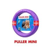 Игрушка PULLER Снаряд тренировочный для собак мелких пород (2 кольца)...