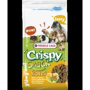 VERSELE-LAGA Crispy Snack Fibres дополнительный корм для грызунов с клетчаткой 6...