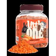 """Лакомство Little One """"Сушеная морковь"""" для грызунов (200 г)..."""