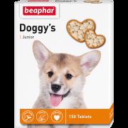 """Витамины Beaphar """"Doggy's"""" юниор для щенков (150шт)..."""