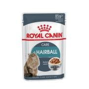 Влажный корм Royal Canin Hairball Care для кошек для выведения шерсти, 85г...