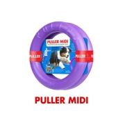 Игрушка PULLER Снаряд тренировочный для собак средних пород (2 кольца)...