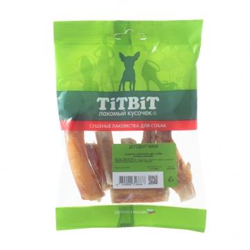 Лакомство TiTBiT для собак догодент мини (мягкая упаковка)