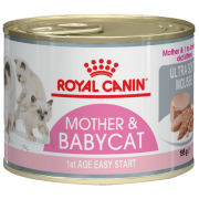 Консервы Royal Canin Babycat Instinctive для котят (195 гр)