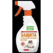 Apicenna: Умный спрей защита от погрызов и царапин для кошек 200мл...