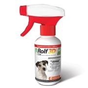 Спрей Rolf Club 3D от блох и клещей для собак, 200мл