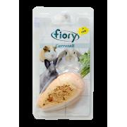 FIORY био-камень для грызунов Carrosalt с солью в форме моркови 65 г...