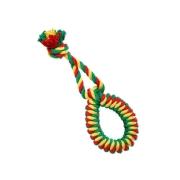 Игрушка Doglike Кольцо канатное цветное