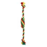 Игрушка Doglike сарделька канатная малая цветная 30 см ...