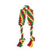Игрушка Doglike сарделька двойная цветная