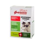 Витаминно-минеральный комплекс Фармавит Neo для беременных и кормящих кошек (60т...