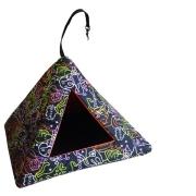 Домик ZooExpress пирамидка для хорька