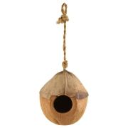 Гнездо Triol домик для птиц из кокоса 10*13см