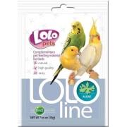 Дополнительная кормовая смесь LoLo Pets Lololine с водорослями 10г...