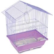 Клетка Triol N 2101 цинк для птиц 30*23*39см