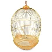 Клетка Triol N 480 золото для птиц d=48*76.5см