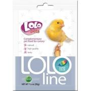 Дополнительная кормовая смесь LoLo Pets Lololine для улучшения окраса у канареек...