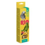 Лакомство Рио палочки для попугаев с фруктами и ягодами 75гр*2шт...