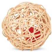 Игрушка ЭКО Triol Мяч плетеный d80мм