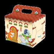 Переноска Лаурон картонная для грызунов и птиц ...