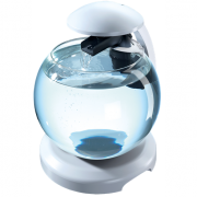 Tetra Cascade Globe White аквариумный комплекс белый 6,8 л...
