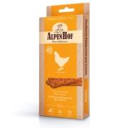 Лакомство AlpenHof Колбаски баварские для кошек с курицей, 3 шт....