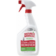 Средство 8in1 уничтожитель пятен и запахов от кошек NM Remover Spray спрей 945 м...