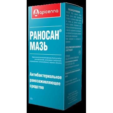 Apicenna: мазь Раносан для лечения ран, 10г