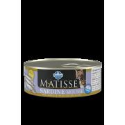 Консервы Farmina Matisse мусс для кошек с сардинами 85г...