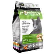 Сухой корм ProBalance Sensitive для кошек с чувствительным пищеварением...