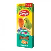 Лакомство Happy Jungle мед и яйцо для птиц 3 шт.