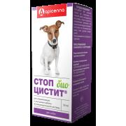 Apicenna: Стоп-Цистит БИО суспензия, профилактика МКБ для собак, 50мл...