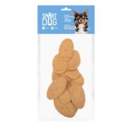 Лакомство Smart Dog Крекерыиз атлантической трески сморковью и отрубями для со...