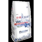 Сухой корм Monge VetSolution Dog Joint Mobility для поддержания здоровья суставо...